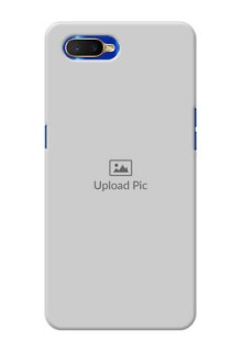 Oppo K1 Custom Mobile Cover: Upload Full Picture Design