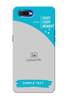Oppo K1 Personalized Phone Covers: Happy Moment Design