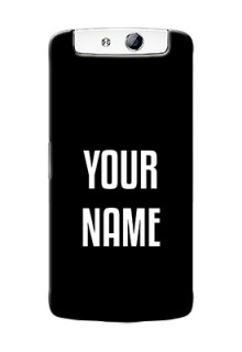 Oppo N1 Your Name on Phone Case