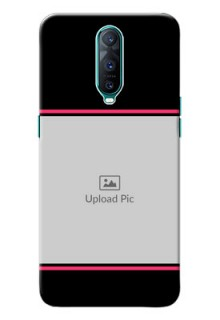 Oppo R17 Pro Mobile Covers With Add Text Design