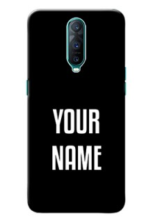 Oppo R17 Pro Your Name on Phone Case