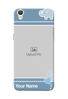 Oppo R9 kids design icons with  simple pattern Design Design