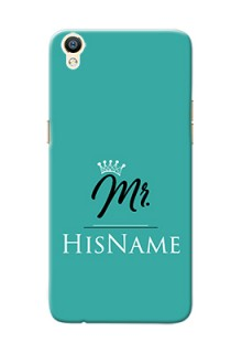 Oppo R9 Custom Phone Case Mr with Name