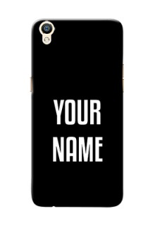 Oppo R9 Your Name on Phone Case