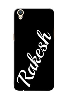 Oppo R9 Custom Mobile Cover with Your Name