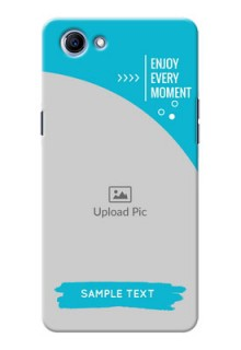 Oppo Realme 1 enjoy every moment Design
