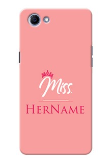 Oppo Realme 1 Custom Phone Case Mrs with Name