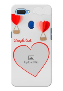 Realme 2 Phone Covers: Parachute Love Design