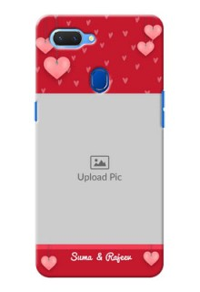 Realme 2 Mobile Back Covers: Valentines Day Design