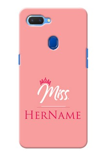 Oppo Realme 2 Custom Phone Case Mrs with Name