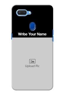 Oppo Realme 2 Photo with Name on Phone Case