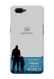 Realme C1 Personalized Mobile Covers: best dad design