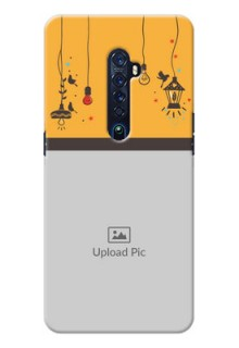 Oppo Reno 2 custom back covers with Family Picture and Icons