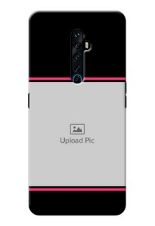 Reno 2Z Mobile Covers With Add Text Design