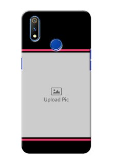 Realme 3 Pro Mobile Covers With Add Text Design