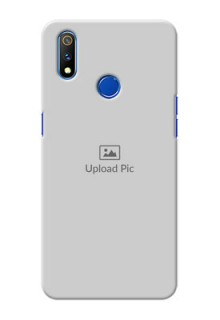 Realme 3 Pro Custom Mobile Cover: Upload Full Picture Design