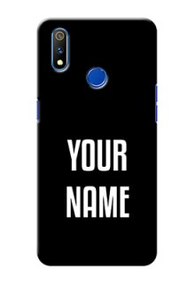 Realme 3 Pro Your Name on Phone Case