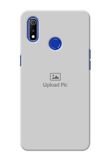 Realme 3 Custom Mobile Cover: Upload Full Picture Design