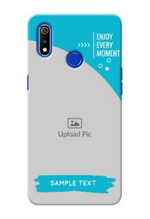 Realme 3 Personalized Phone Covers: Happy Moment Design