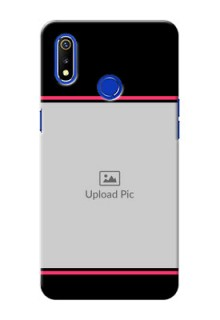 Realme 3i Mobile Covers With Add Text Design