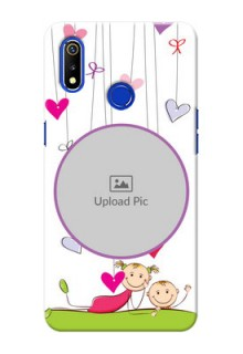 Realme 3i Mobile Cases: Cute Kids Phone Case Design
