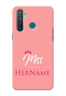 Realme 5 Pro Custom Phone Case Mrs with Name