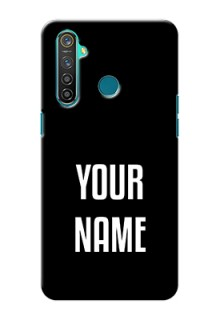 Realme 5 Pro Your Name on Phone Case