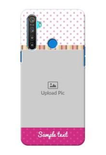 Realme 5 custom mobile cases: Cute Girls Cover Design