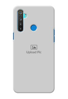 Realme 5 Custom Mobile Cover: Upload Full Picture Design
