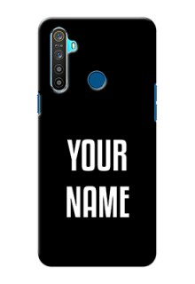 Realme 5 Your Name on Phone Case