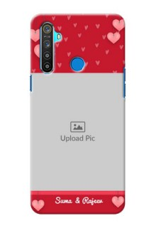 Realme 5S Mobile Back Covers: Valentines Day Design