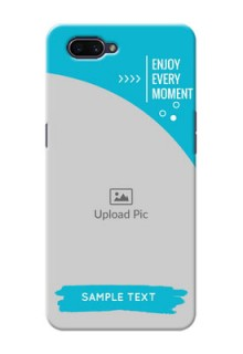 Realme C1 (2019) Personalized Phone Covers: Happy Moment Design