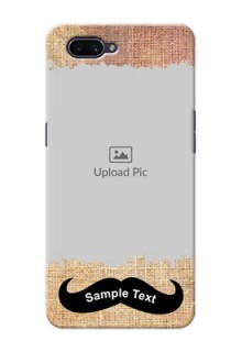 Realme C1 (2019) Mobile Back Covers Online with Texture Design