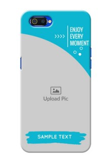 Realme C2 Personalized Phone Covers: Happy Moment Design
