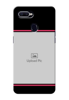 Realme U1 Mobile Covers With Add Text Design