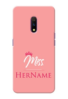 Realme X Custom Phone Case Mrs with Name