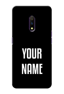 Realme X Your Name on Phone Case