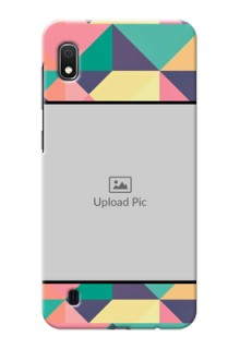 Galaxy A10 personalised phone covers: Bulk Pic Upload Design