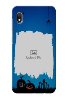Galaxy A10 mobile cases online with pro Halloween design