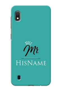 Galaxy A10 Custom Phone Case Mr with Name
