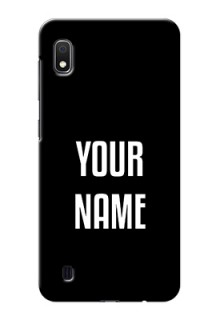 Galaxy A10 Your Name on Phone Case