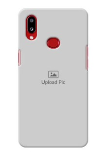 Galaxy A10s Custom Mobile Cover: Upload Full Picture Design