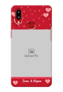 Galaxy A10s Mobile Back Covers: Valentines Day Design