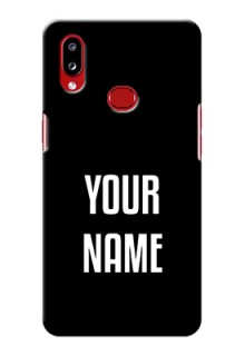 Galaxy A10S Your Name on Phone Case