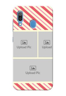 Galaxy A20 Back Covers: Picture Upload Mobile Case Design