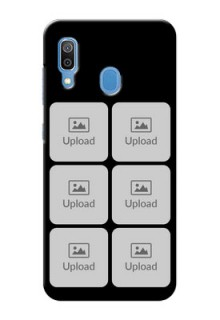 Samsung Galaxy A30 mobile phone cases: Multiple Pictures Design