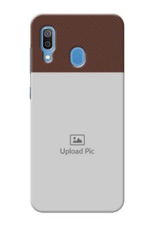 Samsung Galaxy A30 personalised phone covers: Elegant Case Design