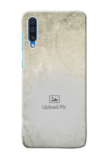 Galaxy A30s custom mobile back covers with vintage design