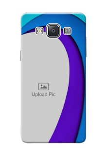 Samsung Galaxy A5 (2015) Simple Pattern Mobile Case Design
