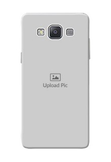 Samsung Galaxy A5 (2015) Full Picture Upload Mobile Back Cover Design